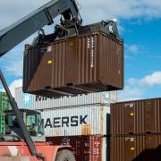 Neue entwickelte Bulk Container