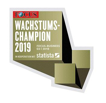 Wachstums Champion 2019