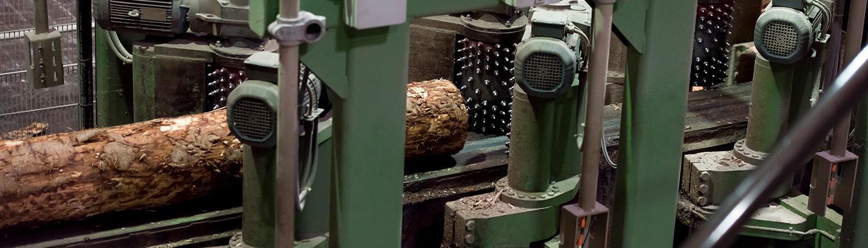 Maschine für Holz